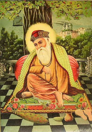 Guru Nanak Dev ji (1469 – 1539)
