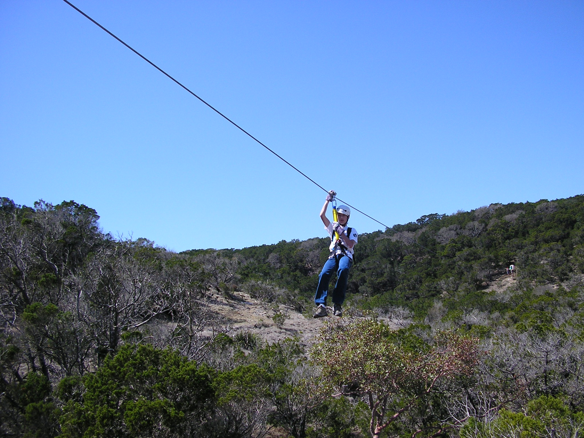 Flying Fox Adventure