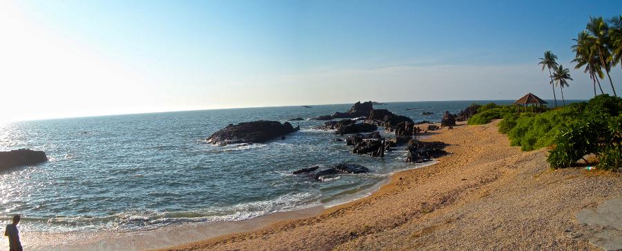 St. Mary's Island Beach, Karnataka