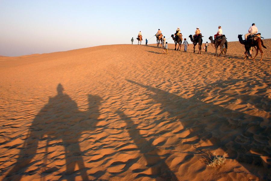 Pay a visit to Thar desert