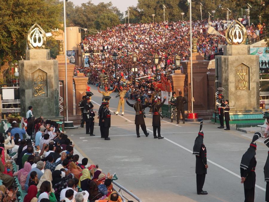 Visit Wagah border