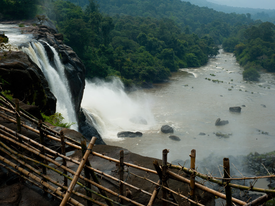 Famous waterfalls in India